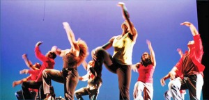 Step Afrika! delivers a powerful performance at Northeast State Feb. 8.