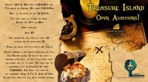 Treasure Island Casting