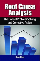 Root Cause Analysis textbook.