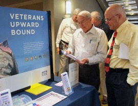 Veterans' Outreach Day held in August at KCHE.