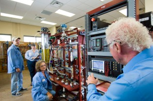 The grant can be used in advanced manufacturing projects such as those at RCAM.