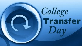 College Transfer Day Oct. 23