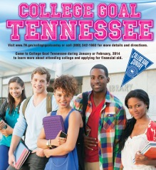 College Goal Sunday Jan. 26 at Northeast State.