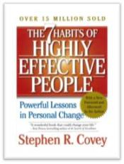 Covey breaks down the seven habits practiced by effective people.