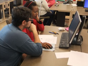 Tutors help students in a variety of academic programs.