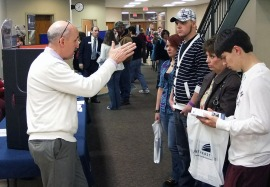 The spring open house invites the public to learn about the opportunities at Northeast State.