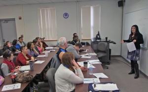 NeSCC alumna Kristie Johnson breaks down real world business lessons.