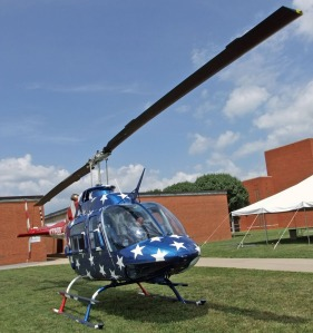 The Bell Helicopter/Northeast State aviation-related program is the first objective of a regional aviation initiative and steering team.