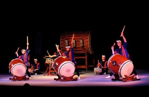 The Taikoza Drummers