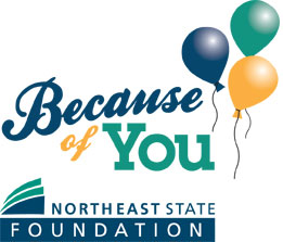 The Because of You campaign begins Sept. 29.
