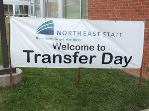College Transfer Day is Oct. 22.