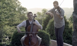 String Theory - Daniel Blair and James Ross Jr.
