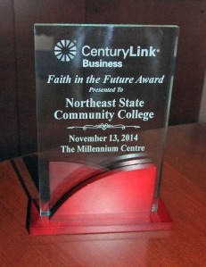 Faith in the Future Award