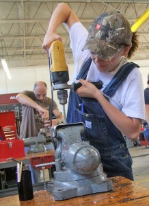 A new workforce grants focuses on technical education skills.