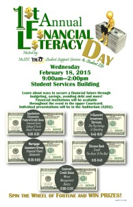 Financial Literacy Day Poster final