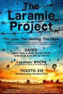 The Laramie Project 2015