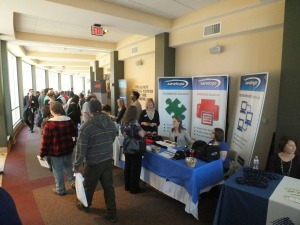 The Spring Career Fair happens April 30 at the WRCPA.
