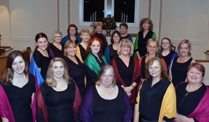 The Cantemus Women's Choir
