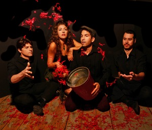 Caravan of Thieves are touring to support their new album KISS KISS.