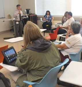 Dr. Rick Merritt breaks down the iPad as a teaching tool.