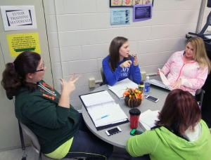 Tutoring is one of several services the The Northeast State TRiO SSS program offers to qualifying students.