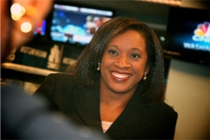 "Tracie Potts is the face of Washington D.C. news for more than 150 local NBC stations and the ""Early Today"" show."