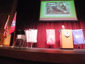 Northeast State Veterans Day commemoration happens Nov. 11 at the WRCPA Theater.