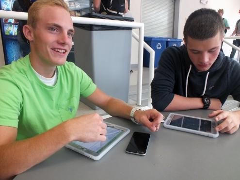 iNortheast iPad initiative 2015