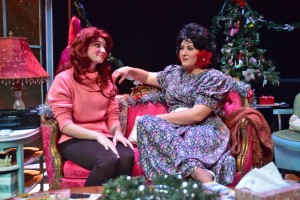 Shelby (Shelby Minogue) and M'Lynn (Caitlin Haltom) earned Irene Ryan award nominations for acting.