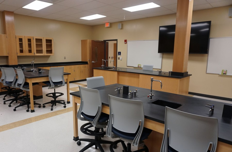 JC science lab
