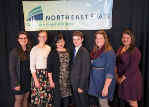 Northeast State proudly recognized our 2016-17 Student Scholars Thursday night.
