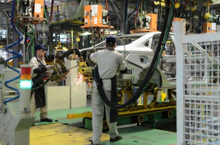 auto workers