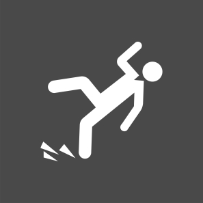 slippery surface icon